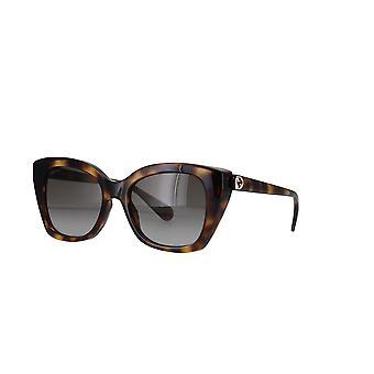 Gucci GG0921S 002 Havanna/Ruskea Kaltevuus Aurinkolasit
