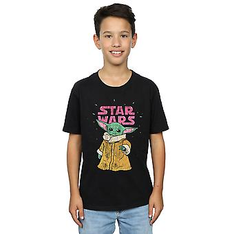 Star Wars Pojat The Mandalorian The Child T-paita