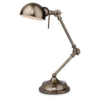 Lámpara Beau, Latón Antiguo