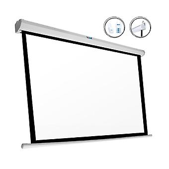 "Panoramic Electric Screen iggual PSIPS203 92"" (203 x 114 cm)"