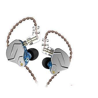 1ba+1dd Hybrid Technology Earphones Bass Earbud Sports Noise Cancelling Headset