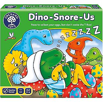 Orchard Toys Dino-Snore-Us Jogo