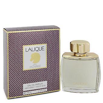 Lalique Equus Eau De Parfum Spray By Lalique 2.5 oz Eau De Parfum Spray