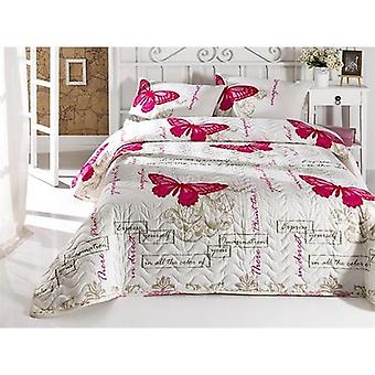 Home Dream Quilting Bed Cover Set