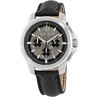 Mens Watch Maserati R8871621006, Quartz, 44mm, 5ATM