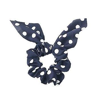 Bunny Ear Hair Ties | Scrunchies | 6pcs