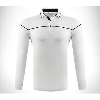 ゴルフ メンズ&アポス s ロングスリーブ Tシャツ