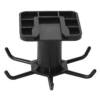 360 Rotation Kitchen Utensils Holder Hanger Retractable Hook