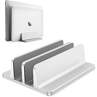 Laptop Stnder aus Aluminium CouHap Verstellbarer Vertikalen Platzsparender Stnder fr MacBook