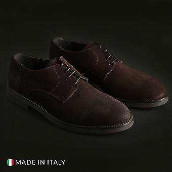 Duca di morrone - o58d_camoscio - chaussures pour hommes