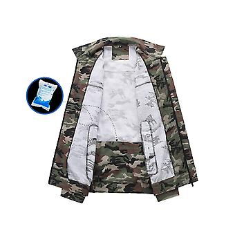 Usb Fan Clothing, Cooling, Charging, Refrigeration Clothing, High Temperature Overalls