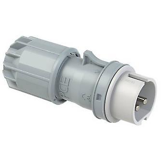 PCE Twist 082-12v CEE-kontakt 16 A 2-stifts 42 V 1 st