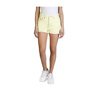 トミーヒルフィガー - ブランド - 衣類 - ショート - DW0DW02932-704 - 女性 - 黄色 - 25