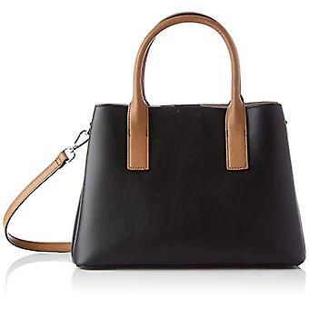 N.V. Bags 325 Woman HANDBAG FOR WOMEN, Black, One Size