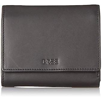 BREE Collection Liv New 106, Black Smooth, Combi. Purse - Women's Wallets, Black Smooth, 2x11.5x13 cm (B x H T)