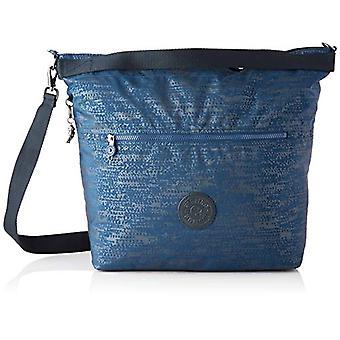 Kipling ESTI, Tote Bag Woman, Blue Eclipse Pr, 15x47.5x39 cm