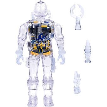 G.I. Joe Super Cyborg -Cobra B.A.T. (Clear) USA import