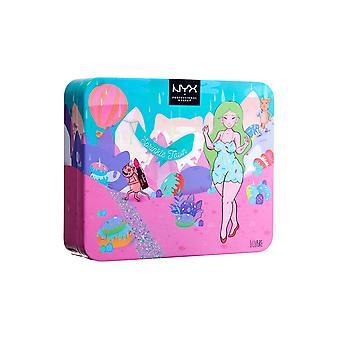 NYX Professional Make Up NYX Sprinkle Town Shimmer Eye &Lip Set 4Pc