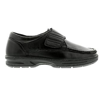 Dr Keller Mens Touch Fastening Shoes
