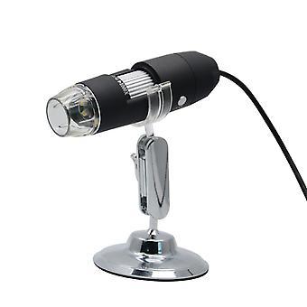 3 I 1 elektronisk mikroskop 1080p hd digital forstørrelsesglass