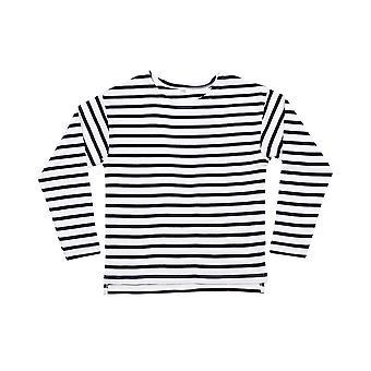 Babybugz Childrens/Kids Breton Long-Sleeved T-Shirt