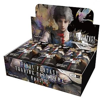 Final Fantasy TCG: Opus 7 Booster Box (36 Packs)