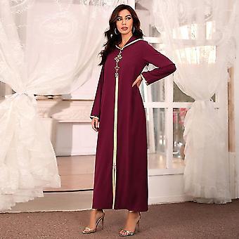 Vestido musulmán de hijab, vestidos
