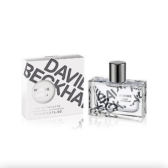 David Beckham Homme Eau De Toilette Spray, 30 ml