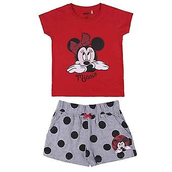 Juego de ropa Minnie Mouse Red
