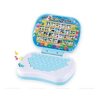 English Learning Tablet For Kids(Blue)