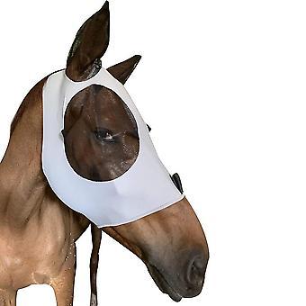 Glugă zburătoare cu urechi pentru cal (XL) Gri