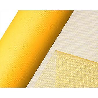 SISTA NÅGRA - 25m Guld 15cm Net Tulle on Roll for Crafts