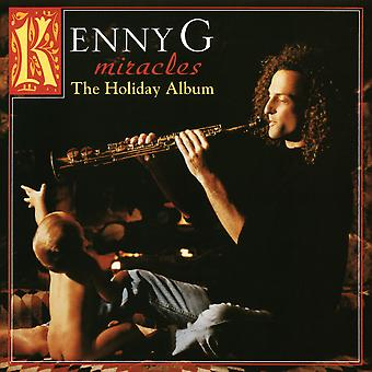 Kenny G - Miracles The Holiday Album Vinyl