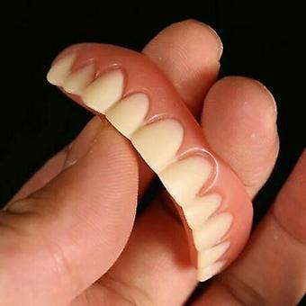 (Yläviilut) Hymyviilut väärät hampaat Snap-on Instant Viilut Kosmeettiset hammasproteesit