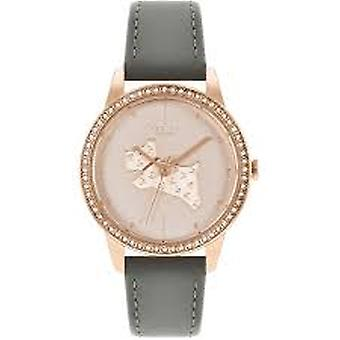 Radley Ry21182 Gold Dial Leather Strap Ladies Watch