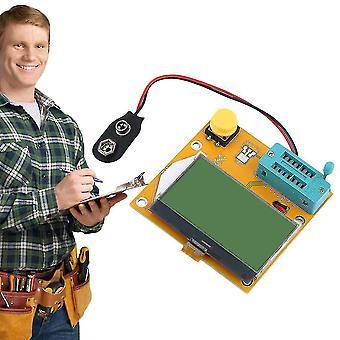 Lcr-t4 Grafischer Transistor-Tester-Widerstand InduktivitätSkapazität