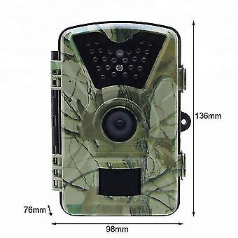 Ct008 infrarød jagt kamera spejder vilde kamera 12mp nattesyn for dyr kamera fælder 940nm