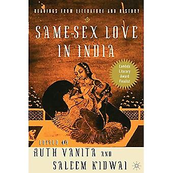 Same-Sex Love in India Readings from Literature and History