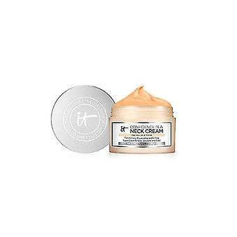 Blushes bronzers confidence in a neck cream moisturizer hyaluronic acid firmness smoothness body glitter