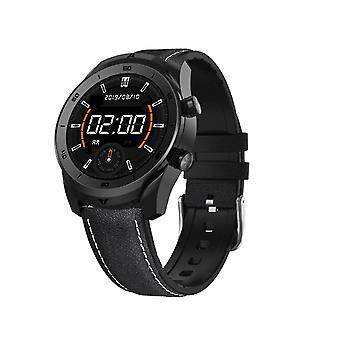 Computer racks mounts 1.3 Inch color round screen smart watch bluetooth call watch waterproof support multi-language