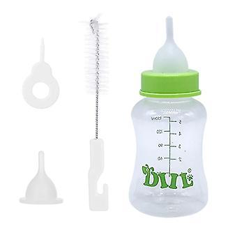 KattungeFlasker For Sykepleie Kattunge Brystvorter Flaske Fôring Mini Brystvorte