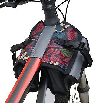Evago Utendørs Sports Bag Sykkel Ramme Bag Sykkel Sykling Oppbevaring Topp Tube Foran Posen Salve Salve Bag For Vei og Terrengsykler