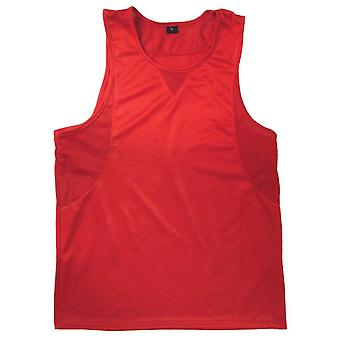 Ringside In-Stock Boxing Jersey - Red