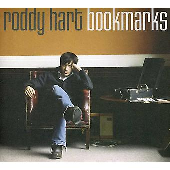 Importação de Bookmarks [CD] EUA Roddy Hart-