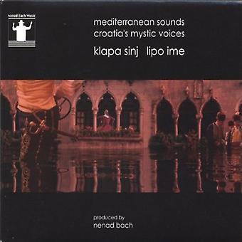 Klapa Sinj - Lipo Ime [CD] USA import