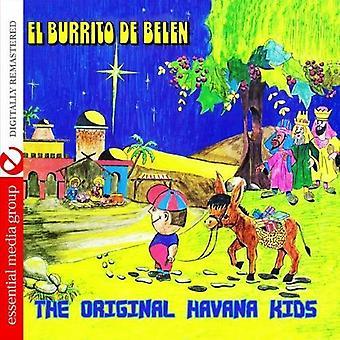 Original Havana Kids - El Burrito De Belen [CD] USA importieren