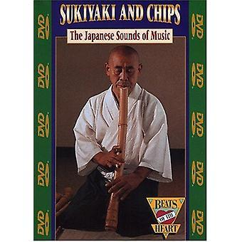 Importación de sonidos Sukayaki y Chips japoneses de los E.e.u.u. de la música [DVD]