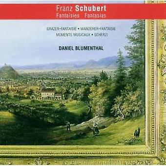 F. Schubert - Schubert: Fantasias [CD] USA import