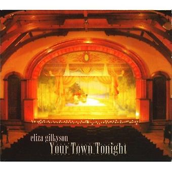 Eliza Gilkyson - din stad ikväll [CD] USA import