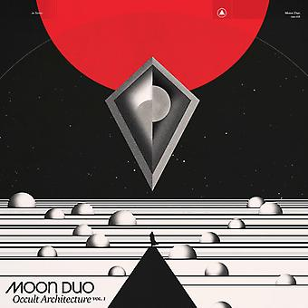 Moon Duo - Occult Architecture Vol. 1 [CD] USA import